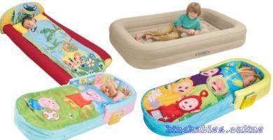 camas hinchables para niños baratas - ofertas amazon